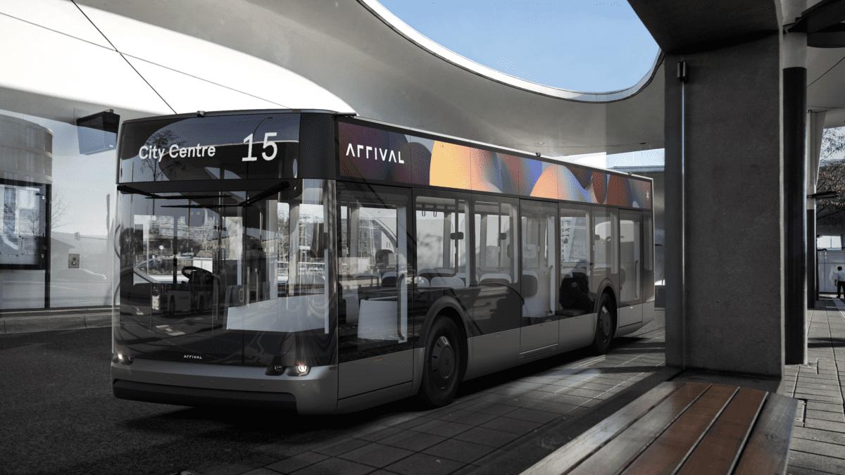 Ετοιμάζεται το ηλεκτρικό Arrival Bus