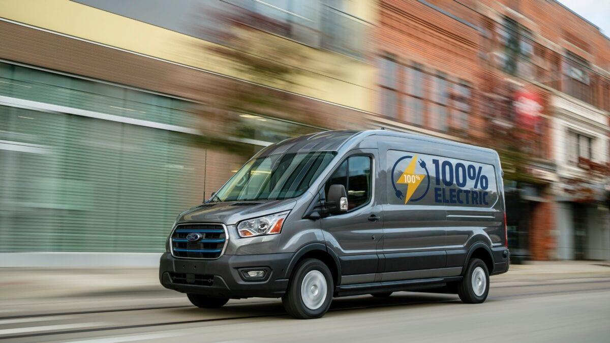 Η ώρα των ηλεκτρικών Ford E-Transit