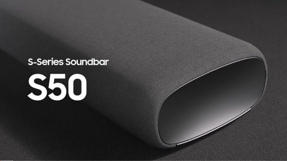 Νέα Samsung S50A Soundbar