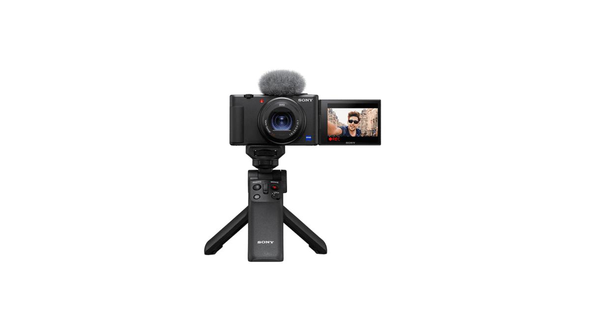 Νέα Sony High End Vlogger camera