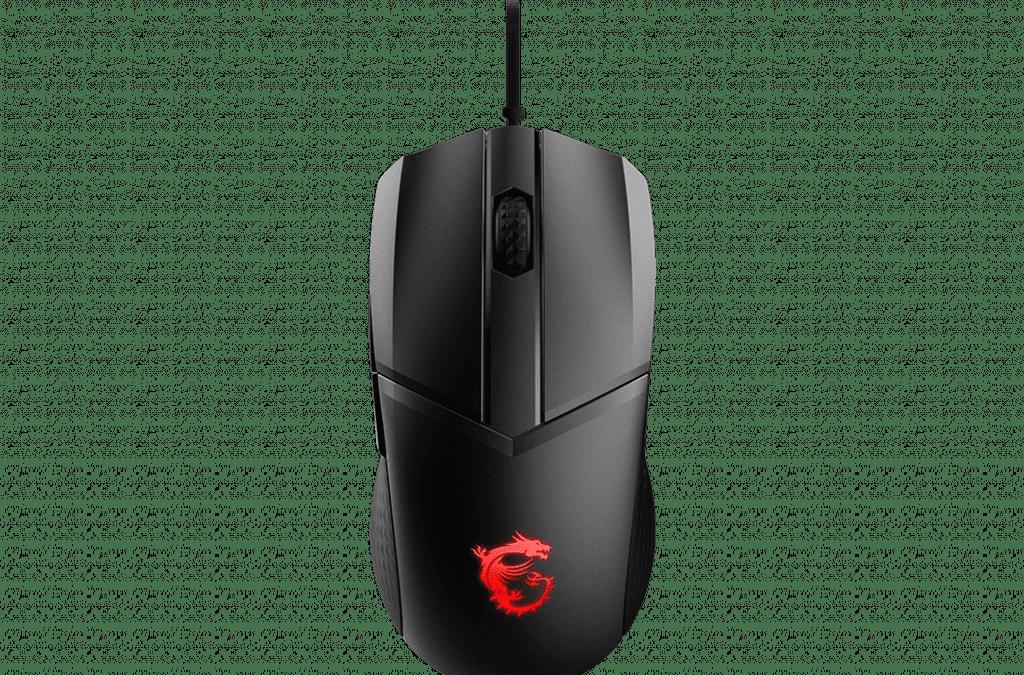 Νέο MSI Gaming Clutch GM41 ποντίκι ακριβείας