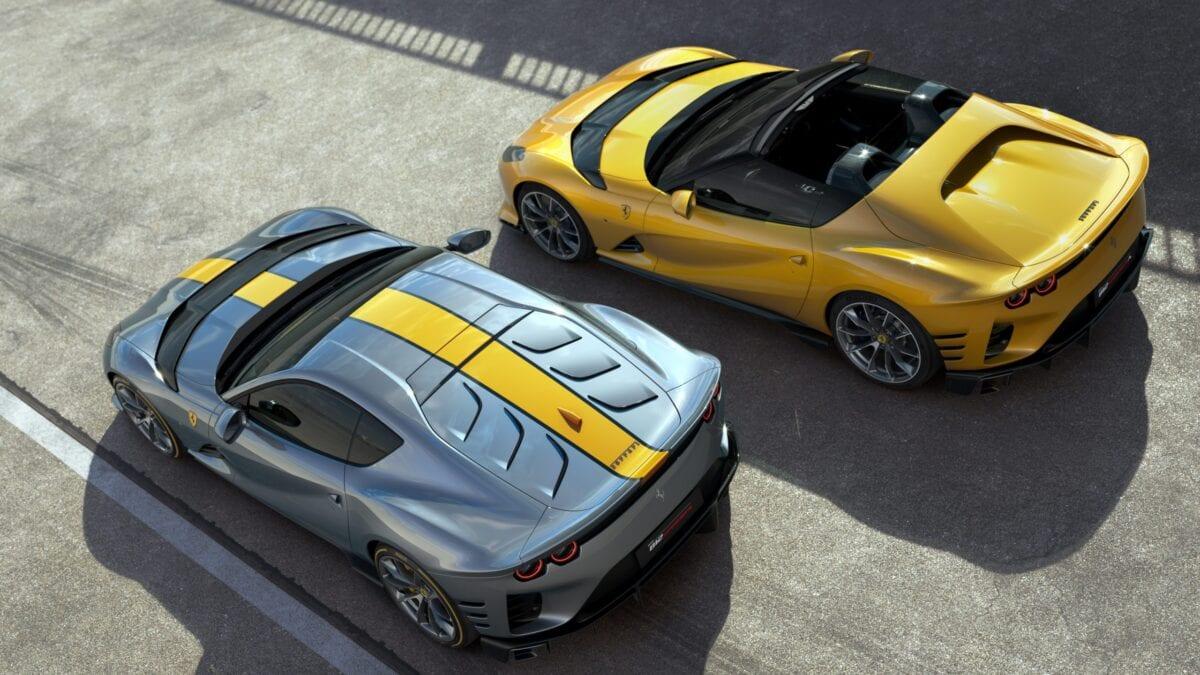 Οι νέες ονειρεμένες Ferrari 812 Competizione