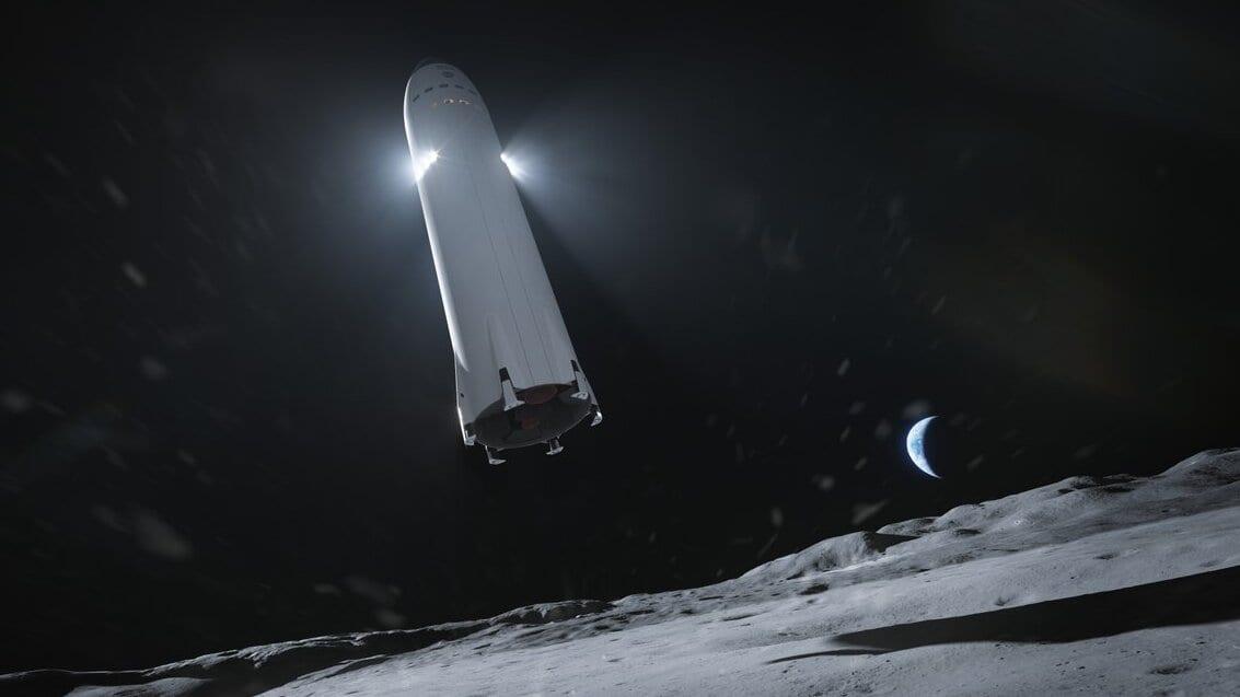 'Πάγωμα' για το συμβόλαιο NASA και SpaceX