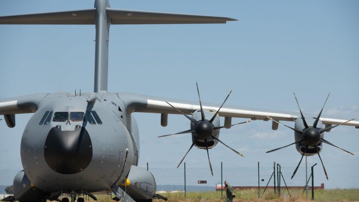 Παραδόθηκε το 100ο στρατιωτικό μεταγωγικό A400M