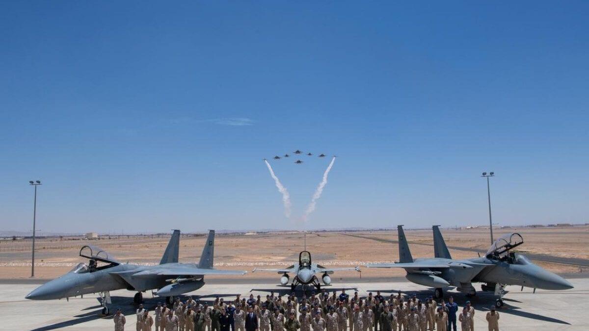 Πολεμική Αεροπορία – Άσκηση Falcon Eye 2