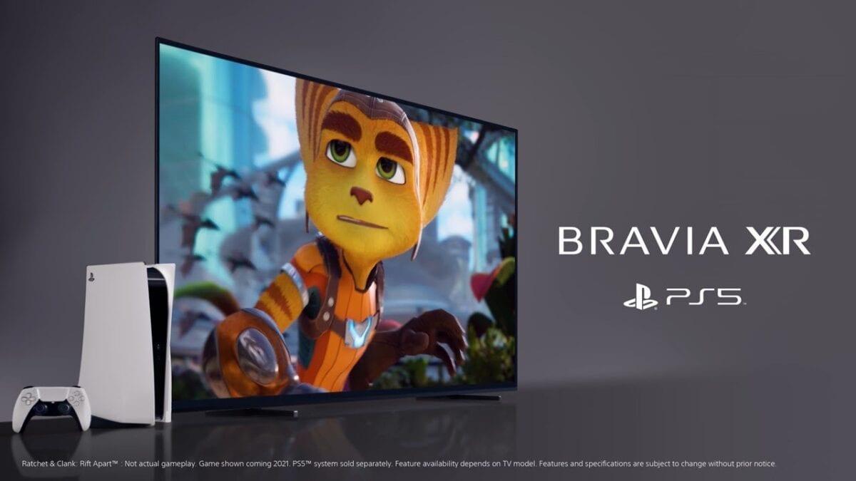 Συνδυασμός νέων Sony BRAVIA XR + PS5