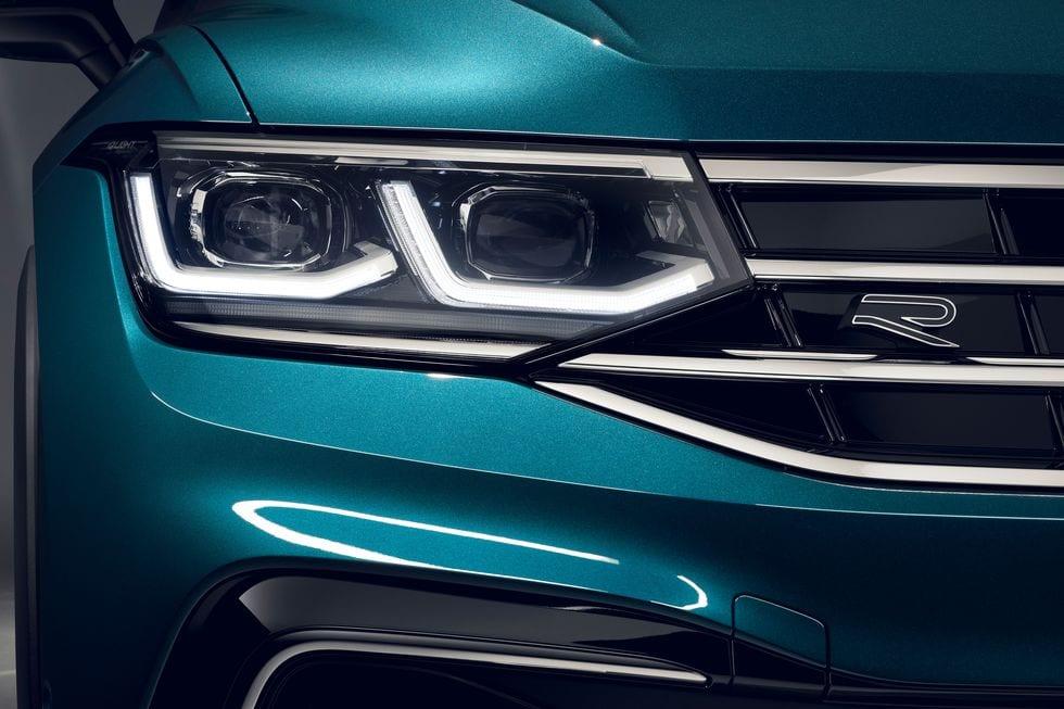 2022 VW Tiguan Facelift