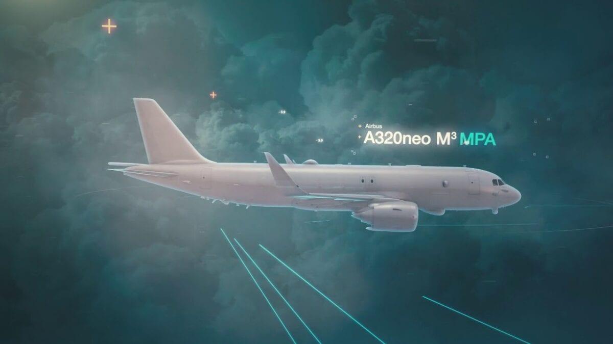 Airbus A320M3A – Το ευρωπαϊκό Modular Multi-Mission Aircraft