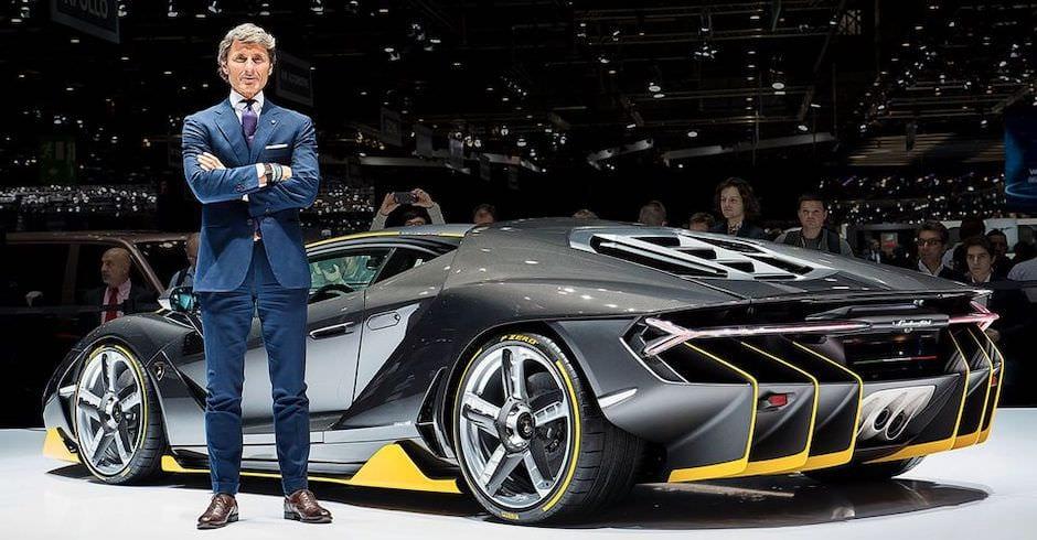 Automobili Lamborghini – ο δρόμος προς τον ηλεκτρισμό