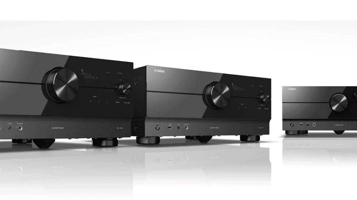 Aventage – Νέοι Yamaha RX-A8A AV receivers με HDMI 2.1