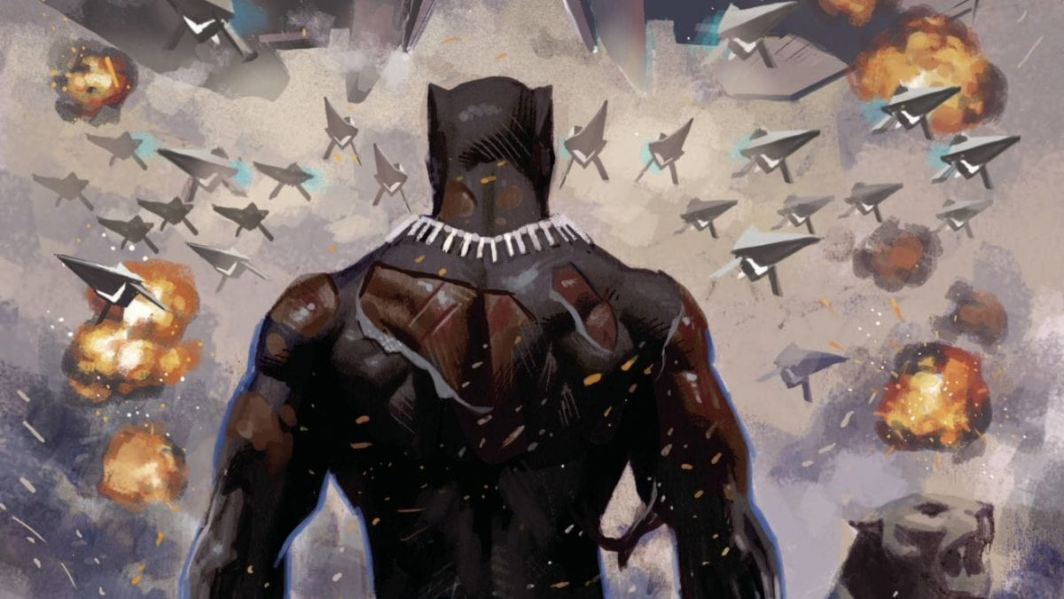 Black Panther #25 – Marvel Comics Trailer