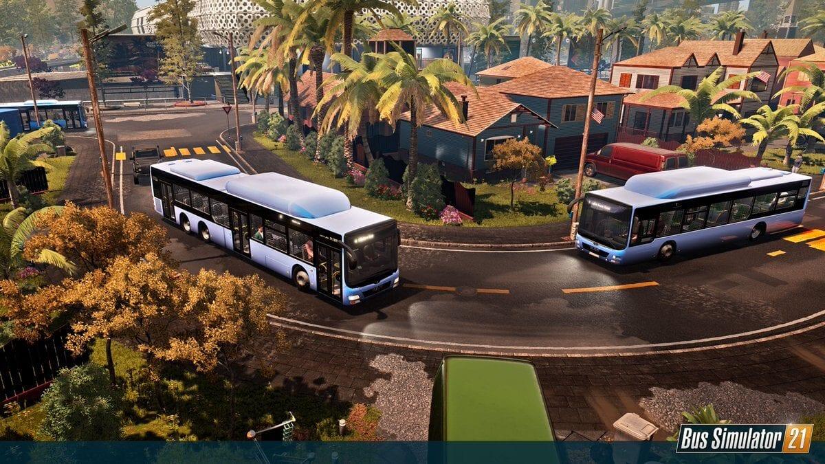Bus Simulator 21 – και multiplayer