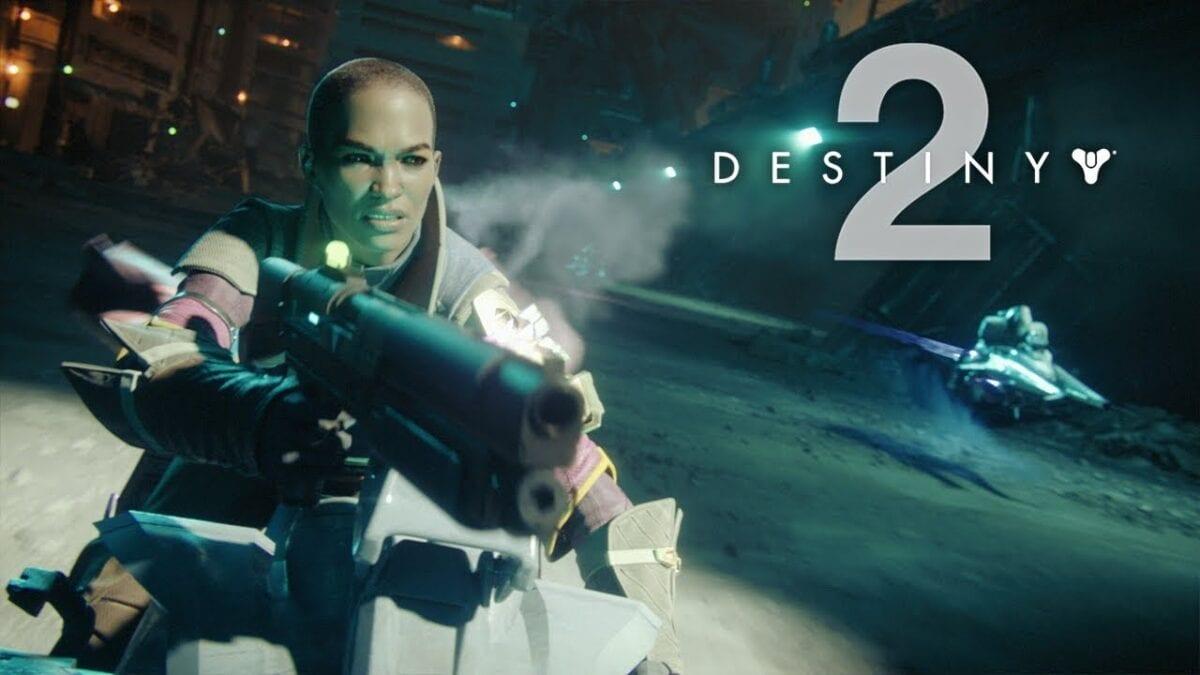 Destiny 2 – Eternal Season Trailer