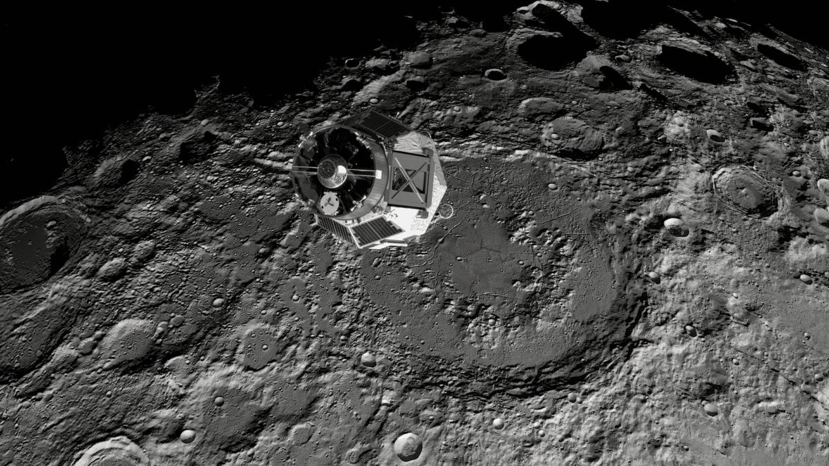 ESA Moonlight – Ένα GPS για το Φεγγάρι