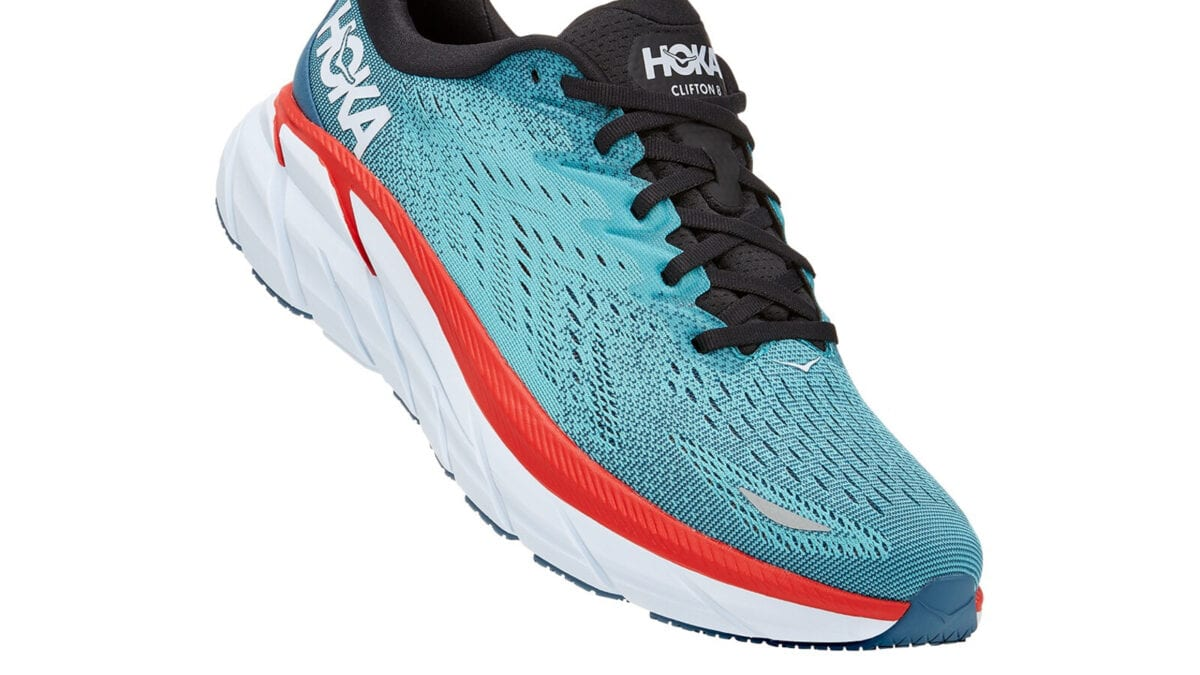 Hoka Clifton 8 running παπούτσι