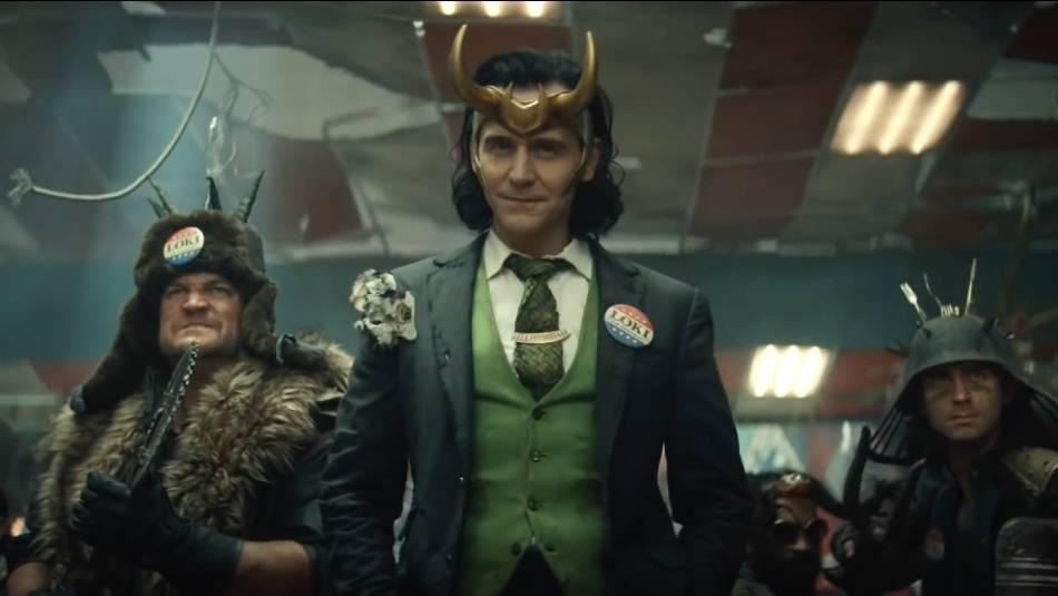 Marvel Studios 'Loki' – Chaos