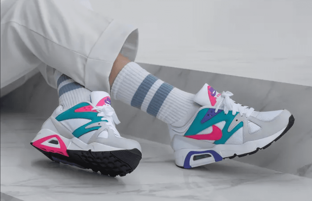 "Nike Air ""White/Hyper Pink"""