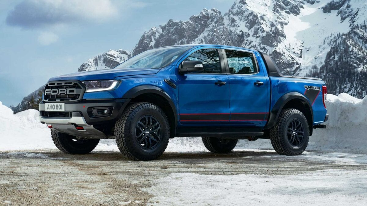 Ford Ranger Raptor Special Edition – The Good, The Bad + The Badass