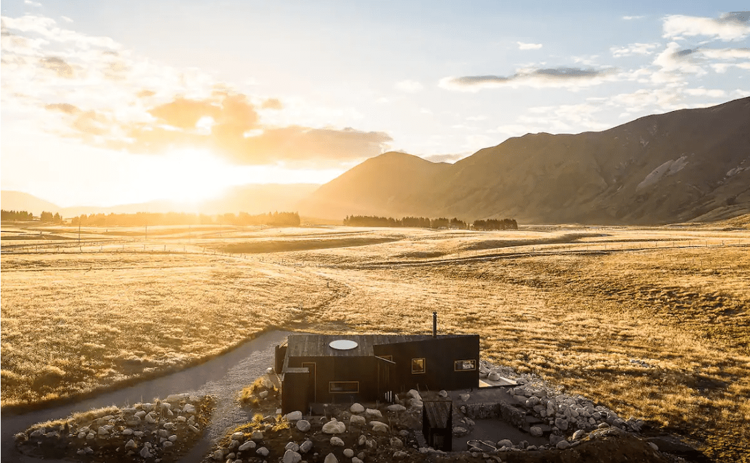 Skylark Cabin – Απίστευτο Mini Σπίτι