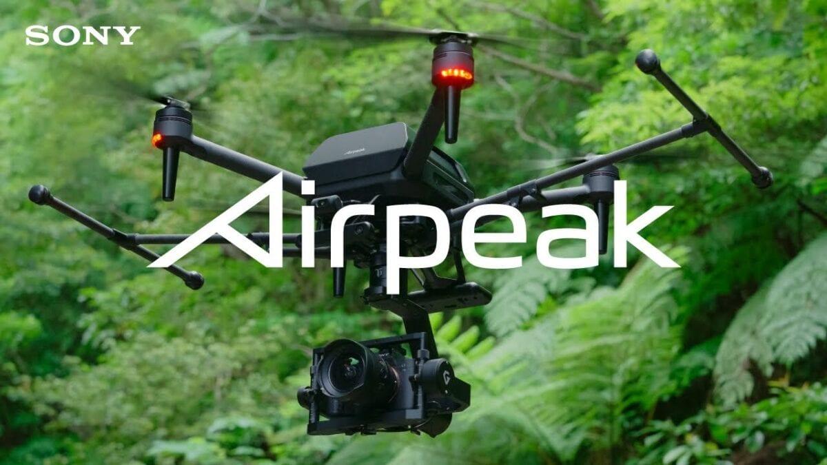 Sony Airpeak – εναέριες δοκιμές στην Okinawa για το drone
