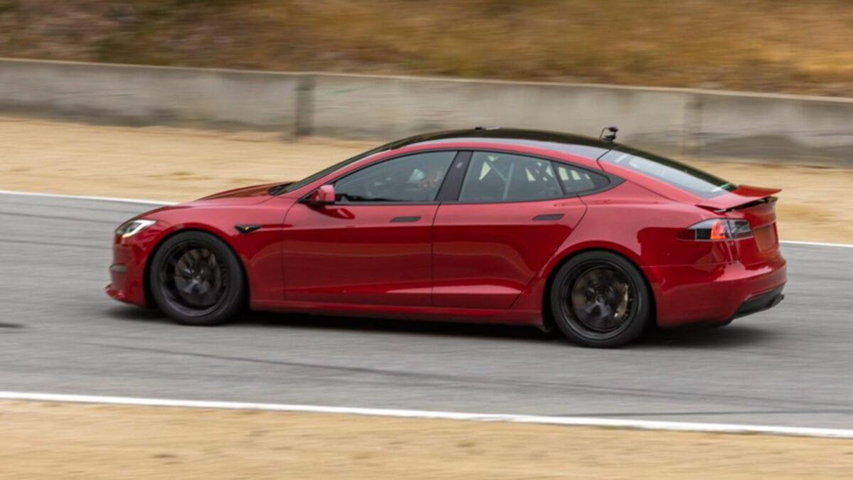 Tesla Model S Plaid – ο φονέας των supercar