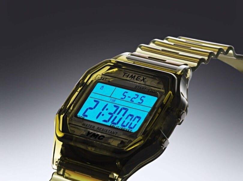 YMC Timex Classic T80 – Διαφανής φροντίδα