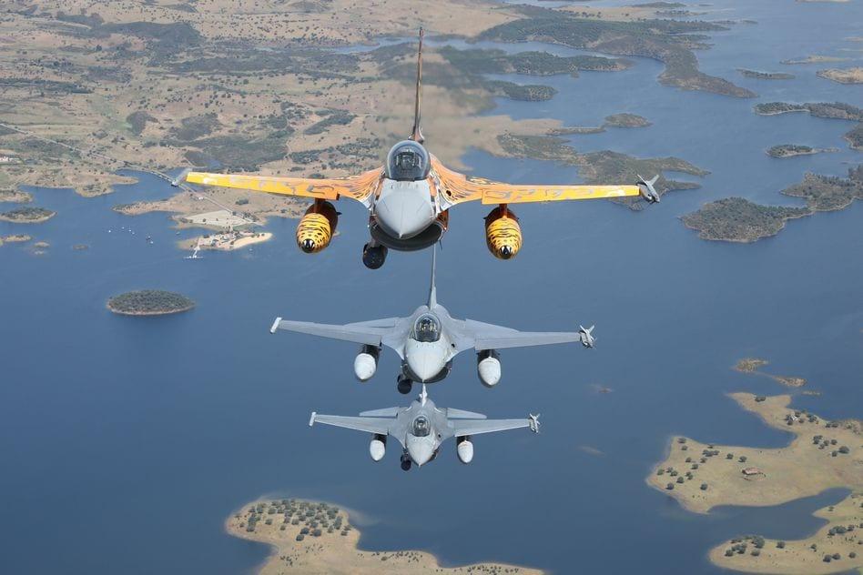 H 335 Μοίρα μας στην Άσκηση «NATO Tiger Meet 2021»