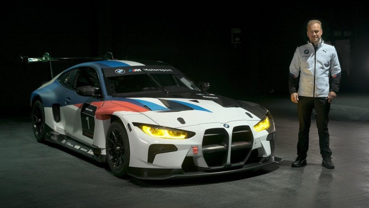 Η πρώτη BMW M4 GT3
