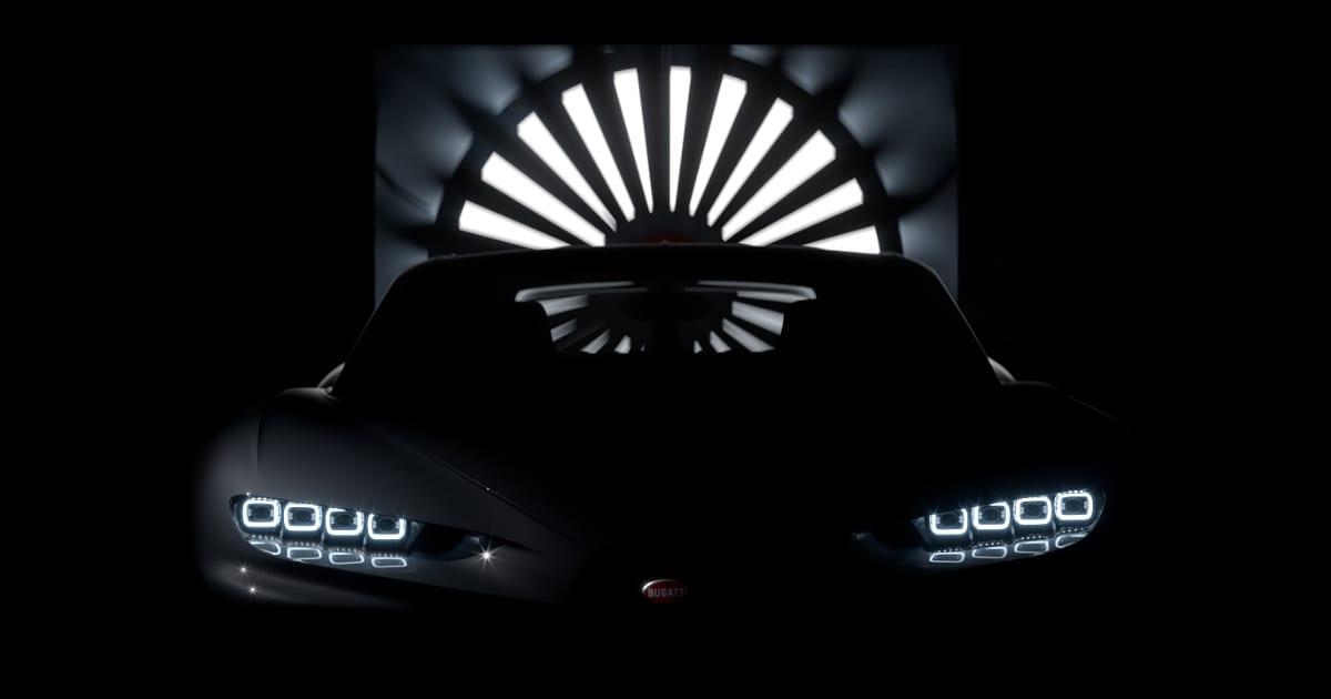 Η 2021 Bugatti Hypercar έρχεται