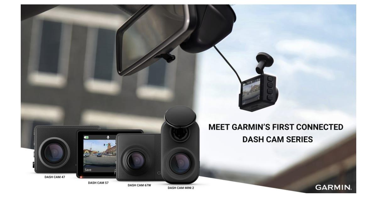 Νέες Garmin Dash Cam για το αυτοκίνητο