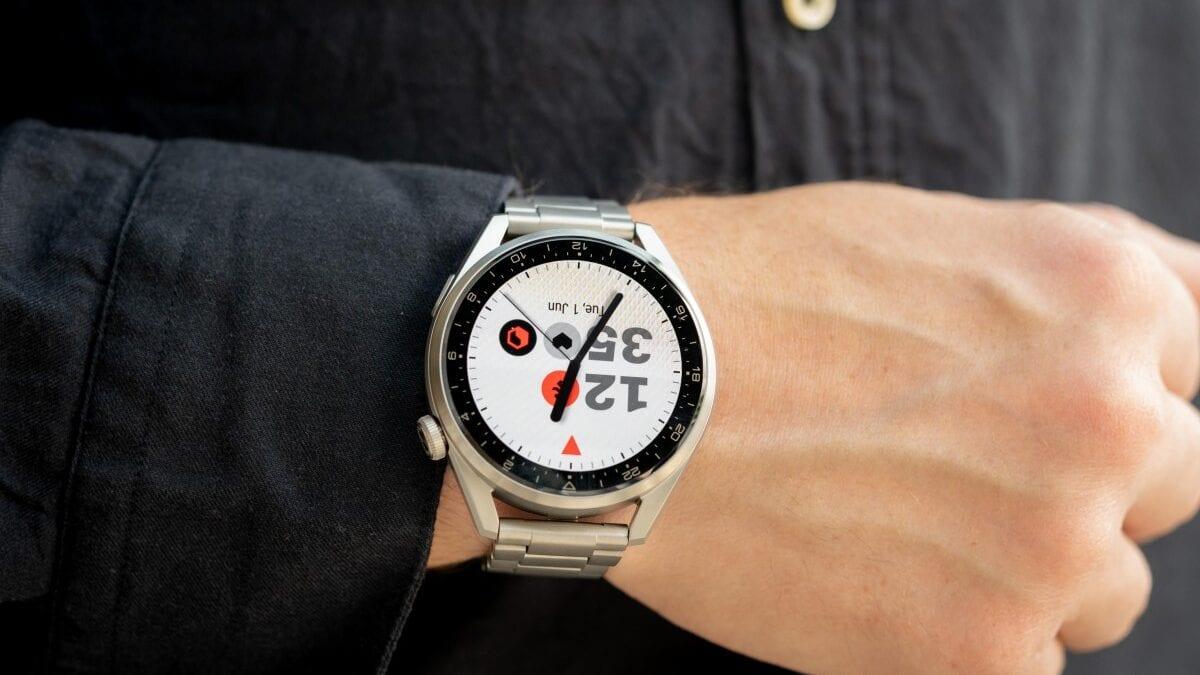 Νέο Huawei Watch 3