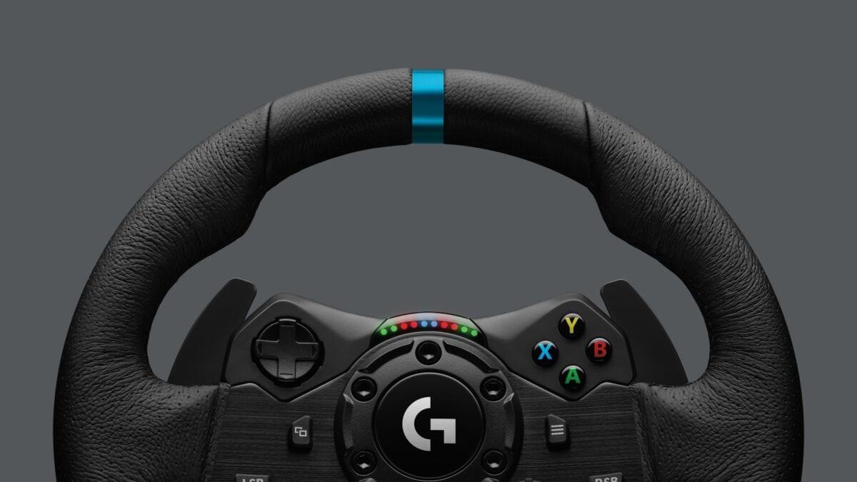 Νέο Logitech G923 Trueforce Racing Wheel
