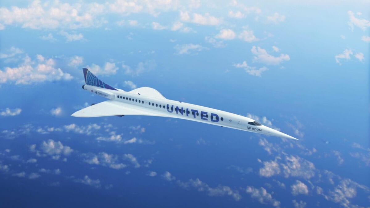 Πρώτη παραγγελία για 50 Boom Υπερηχητικά Αεροσκάφη