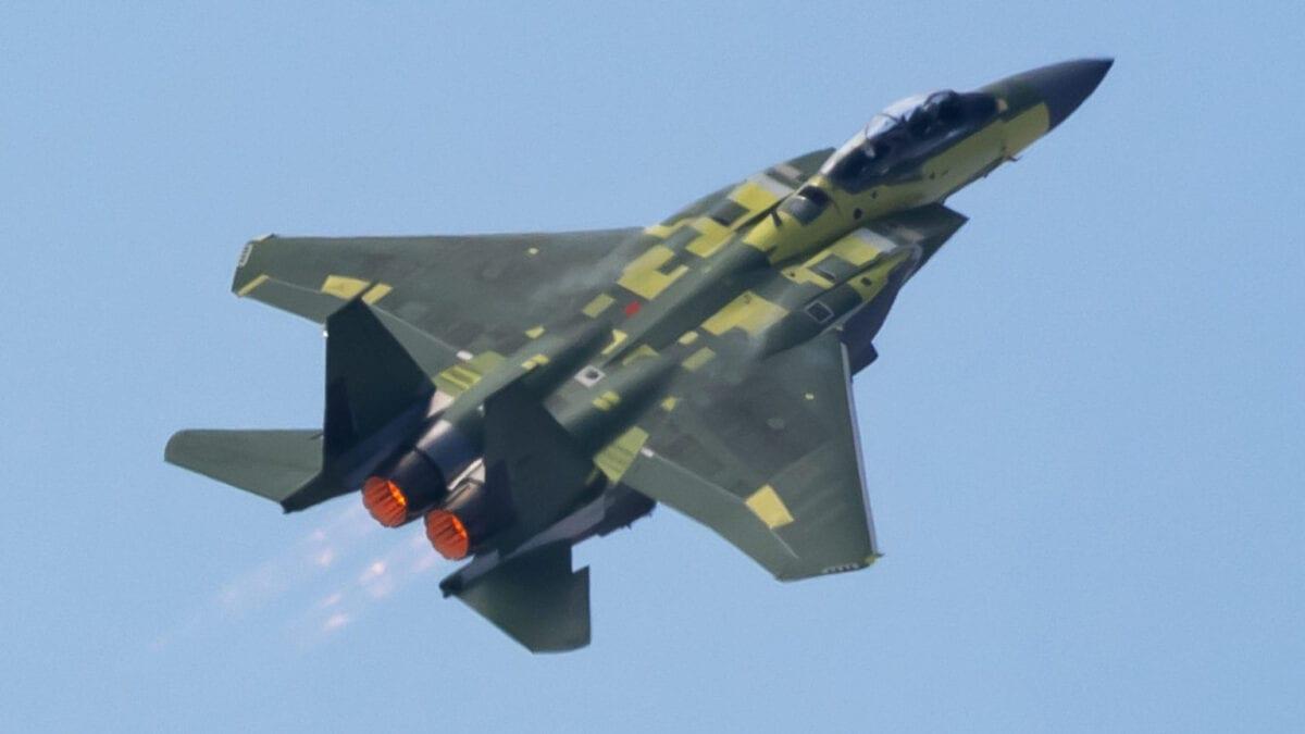 Τα μυστικά του νέου 'Αετού' F-15EX