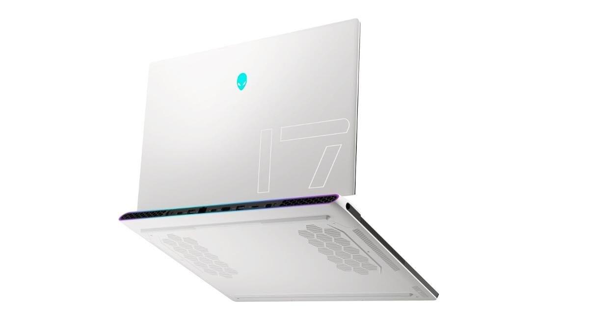 Alienware X15 + Alienware X17 στην Computex 2021