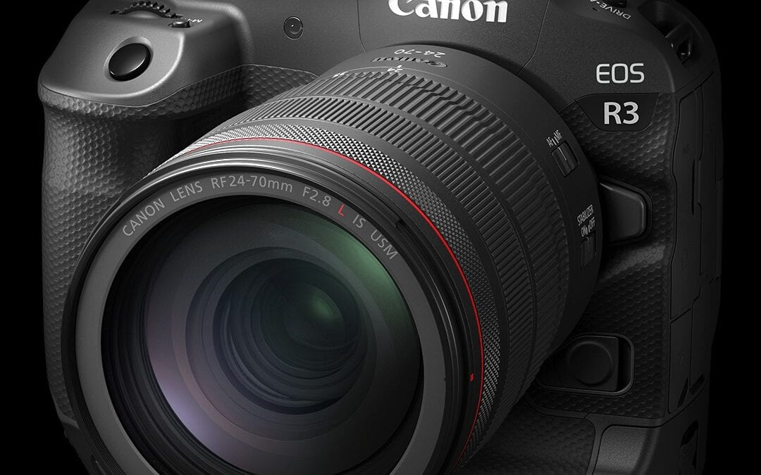 Canon EOS R3 – οι νέες πληροφορίες