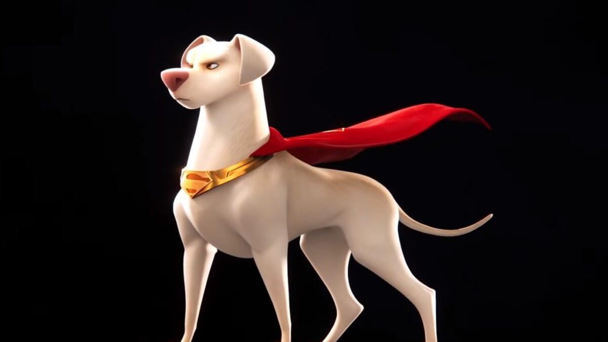 DC League of Super-Pets – Official Teaser Trailer