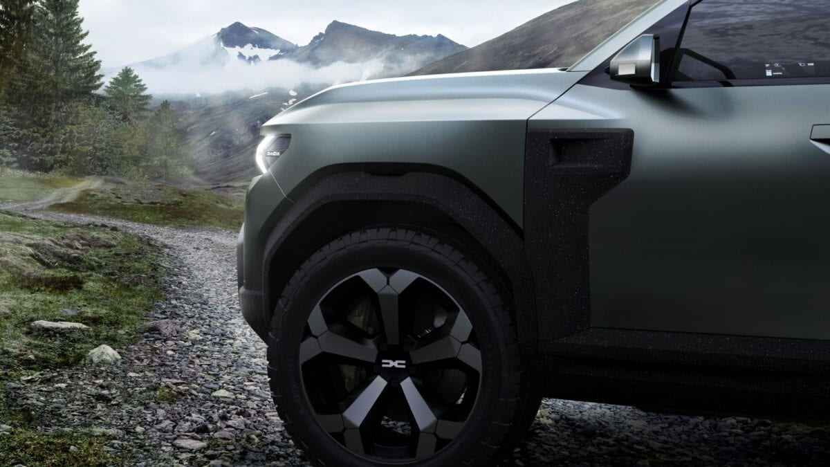 Dacia – New Brand Strategy