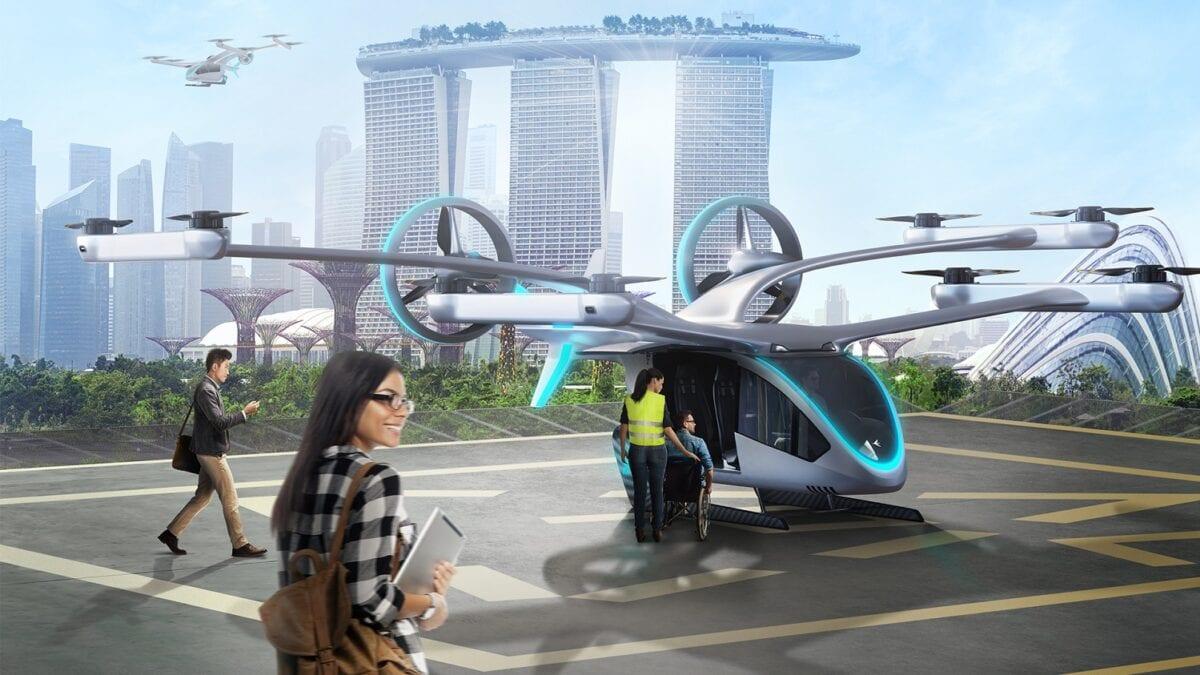 Eve Air Mobility – Καθημερινές χρήσεις του eVTOL αεροσκάφους