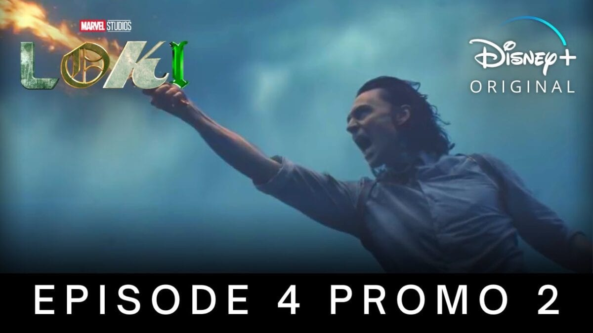 Loki – Episode 4 Promo Trailer 2