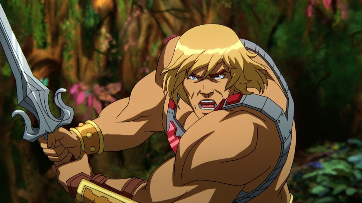Masters of the Universe: Revelation – Official Teaser
