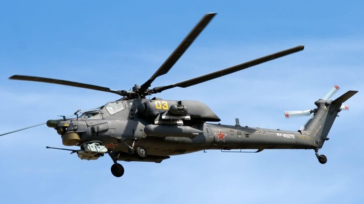 Mi-28NM Havoc – νέο όπλο για το ρωσικό επιθετικό ελικόπτερο