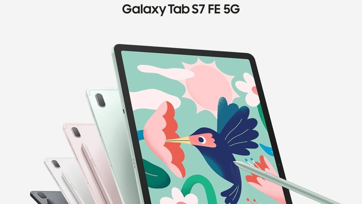 Nέο Galaxy Tab S7 FE