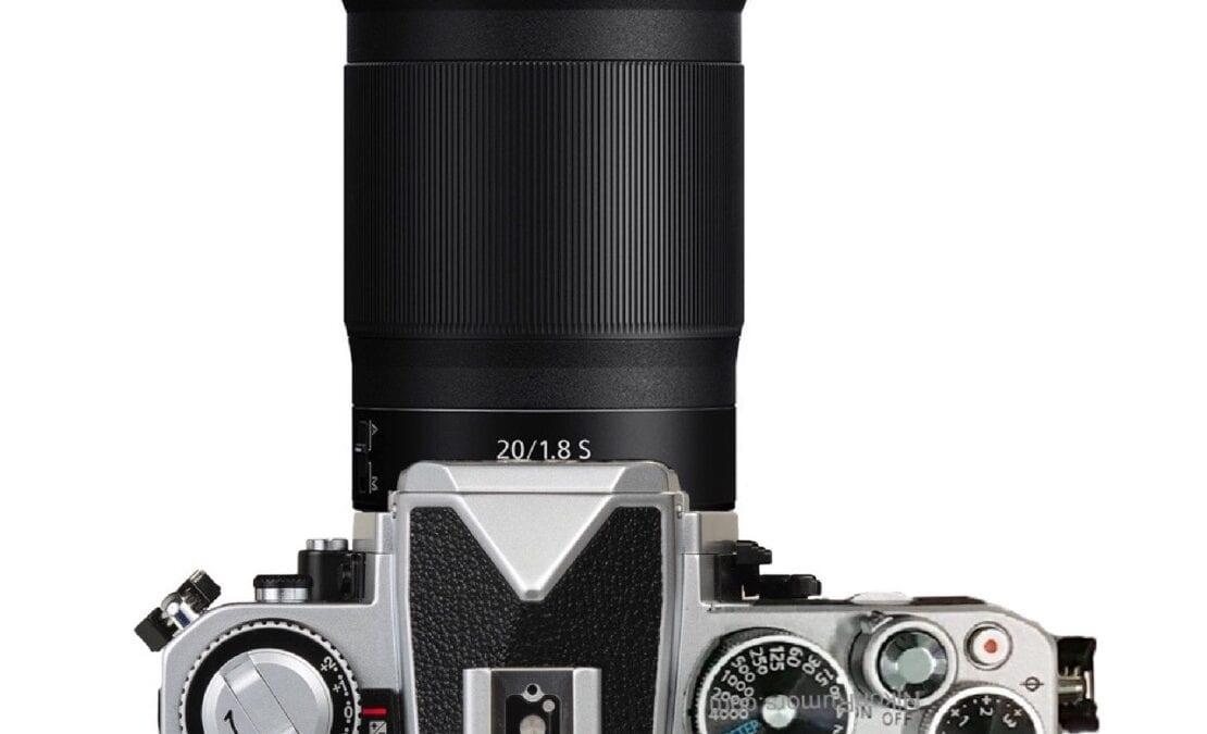 Nikon Zfc – νέα retro APS-C φωτογραφική
