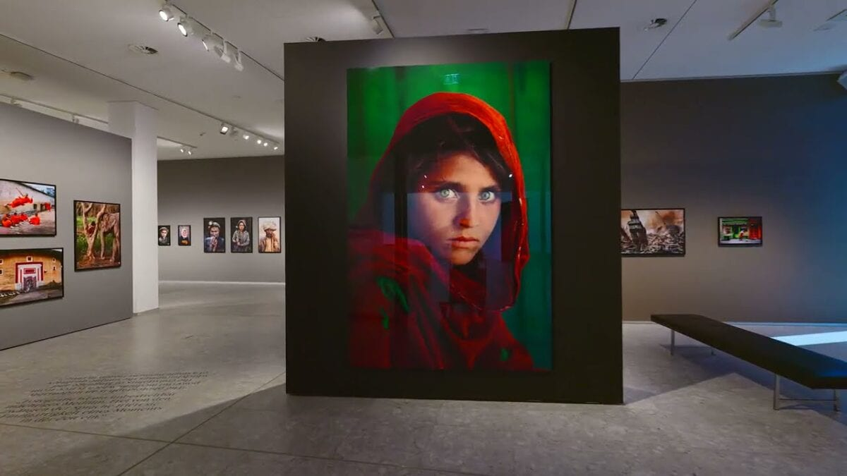 The Eyes of Humanity by SteveMcCurry