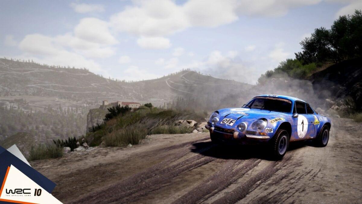 WRC 10 – Acropolis Rally Gameplay!