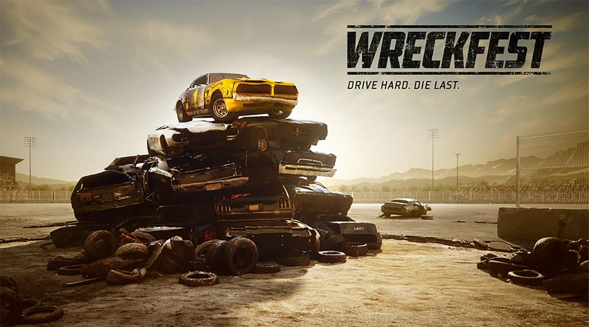 Wreckfest PS5 – Launch Trailer