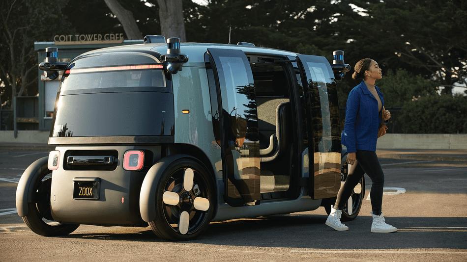 Πόσο ασφαλή είναι τα Zoox Αυτόνομα Οχήματα