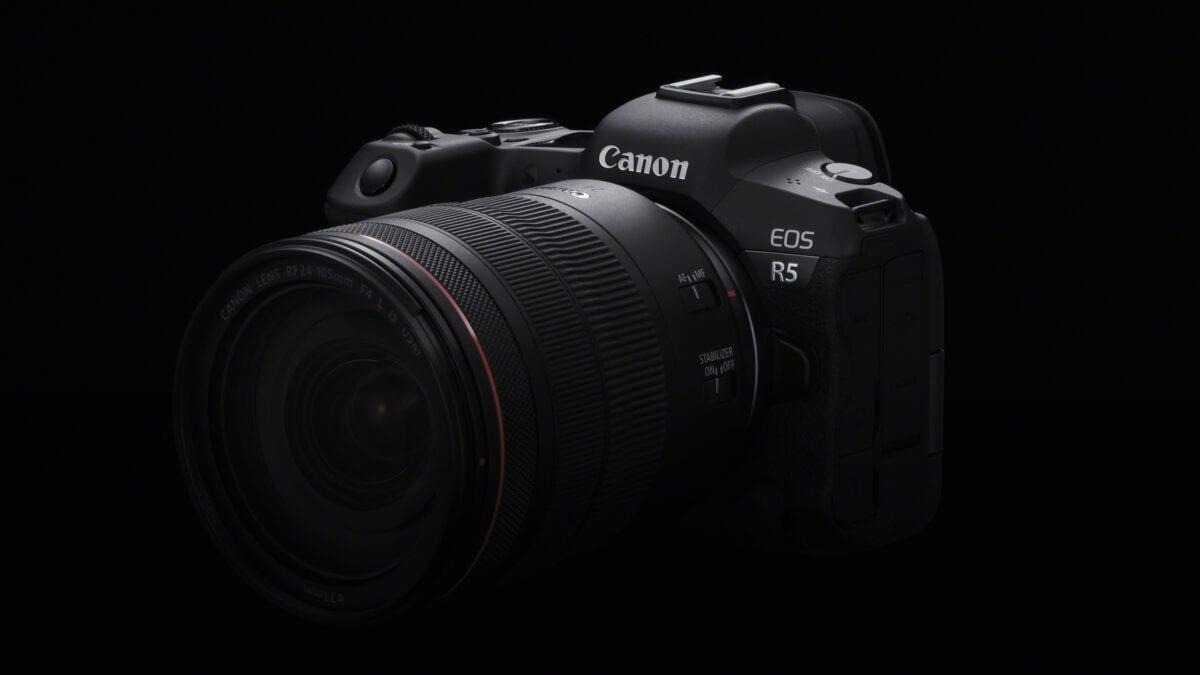 Νέα Canon EOS R5c