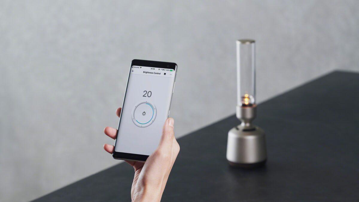 Νέα Sony Glass Sound Ηχεία